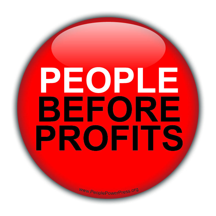People Before Profits