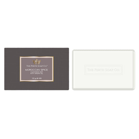 MOROCCAN SPICE CLEANSING BAR Perth Soap
