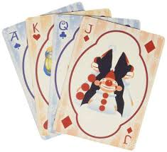 Rudolph The Red Nosed Reindeer Playing Cards Aquarius