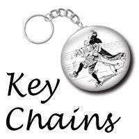 Your art as keychains!