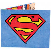 Superman Awesome Wallet
