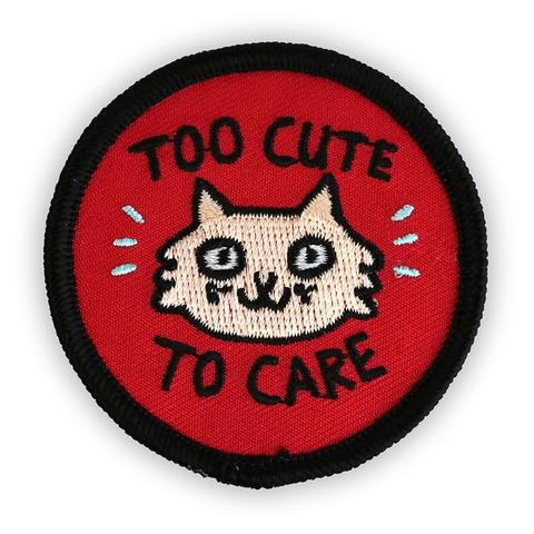 Too-Cute-Too-Care-Patch