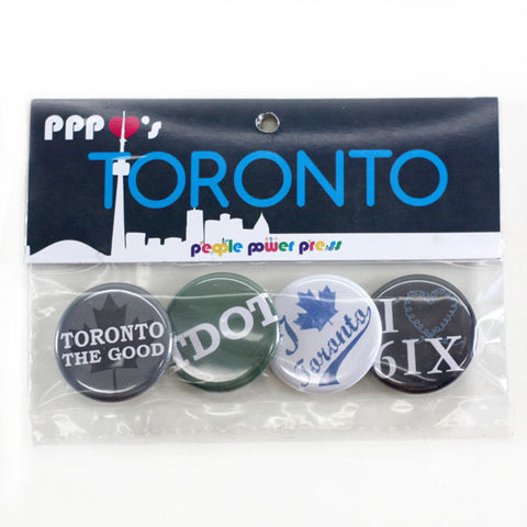 People Power Press I (Heart) Toronto Collection