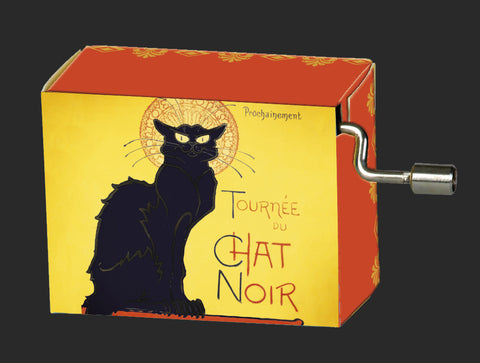 Chat Noir Music Chime Box