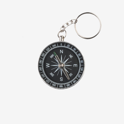Excellent compass for cycling, camping or hiking. Ready to use.