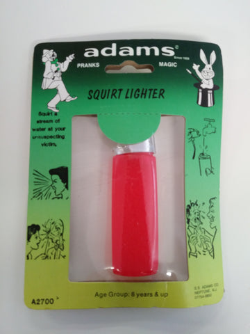 Water Squirting Lighter Joke Gift