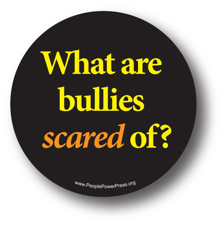 What Are Bullies Scared Of? Anti-Bullying Design