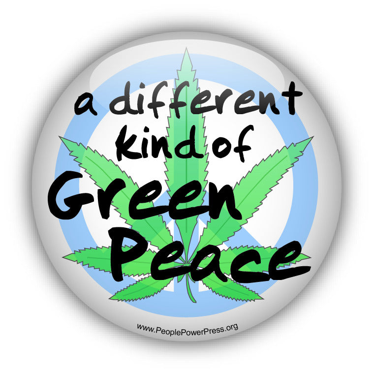 A Different Kind Of Green Peace - Quality of Life