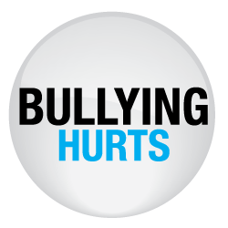 Bullying Button Designs & artwork