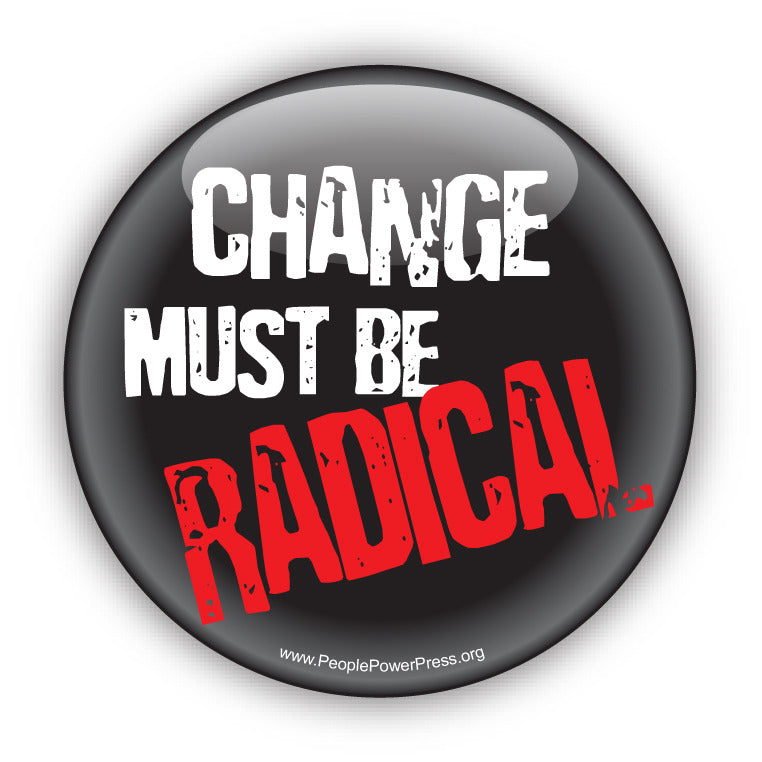 Radical Button Design, artwork services