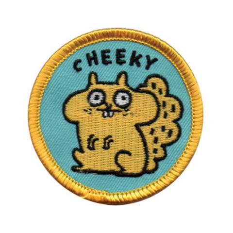 Cheeky Patch