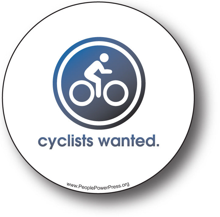 Bicycles - Cyclists Wanted