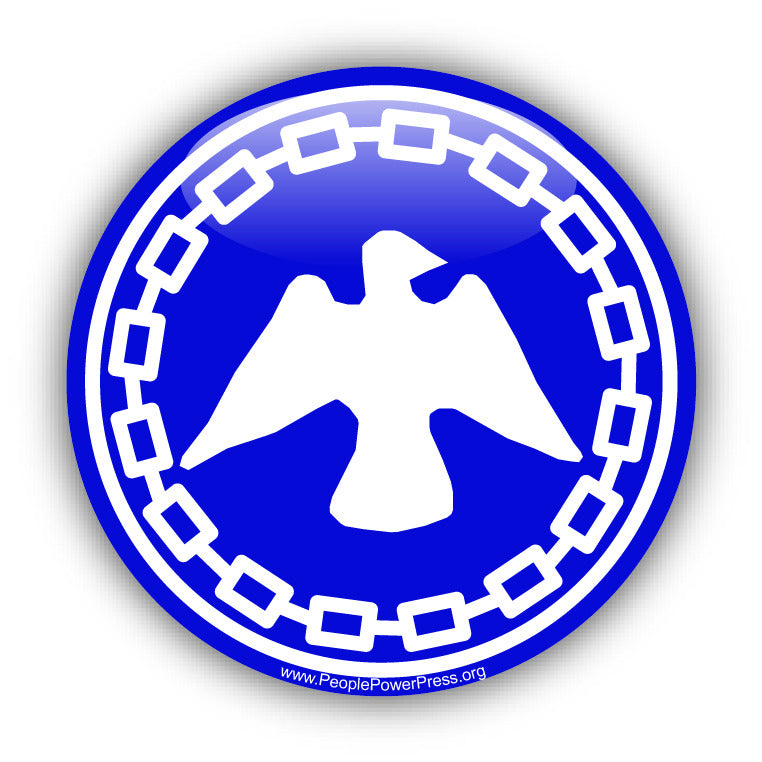 First Nation - Civil Rights Button