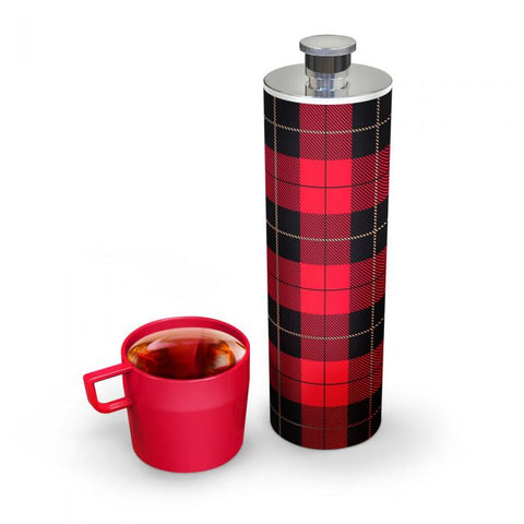 FRED Picnip - Vintage Style Thermos Flask