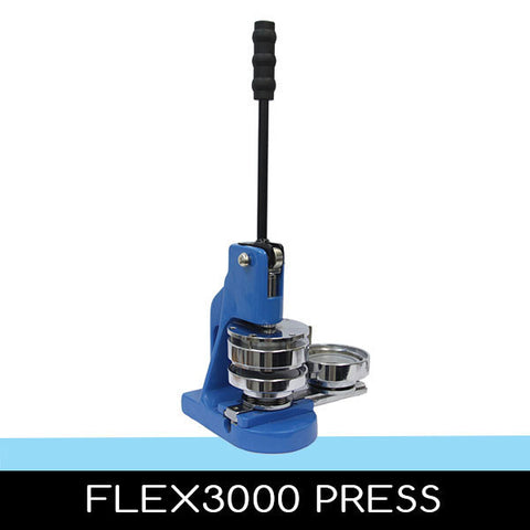 Hobby Button Maker - Flex3000