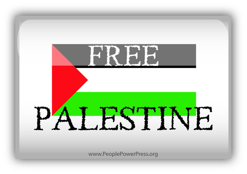 Free Palestine - Middle East Peace