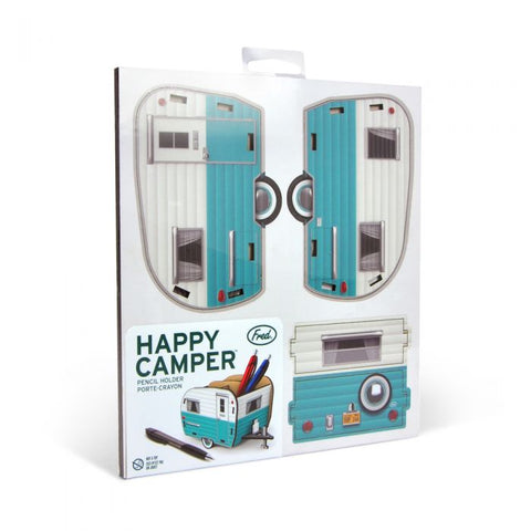 FRED Happy Camper - Pencil Holder Desk Caddy