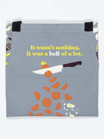 funny gift idea for mom chef cook food lover