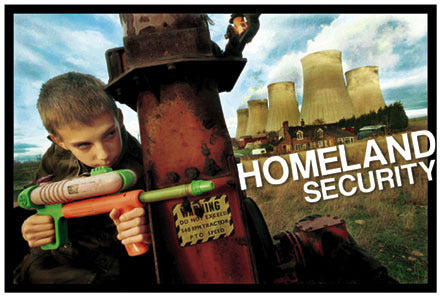 Homeland Security - Poster or Postcard