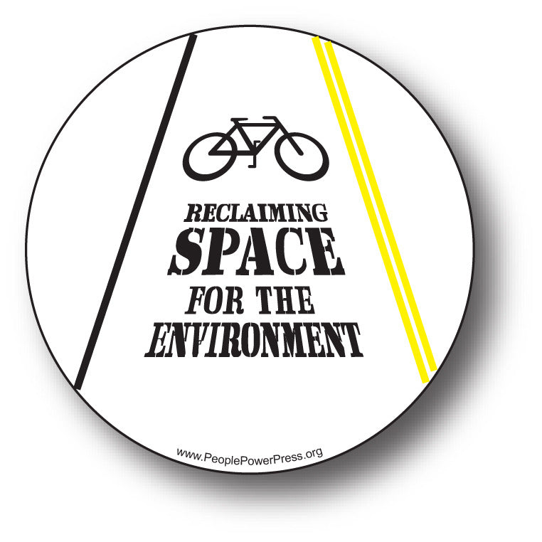 Bicycles - Reclaiming Space For The Environment