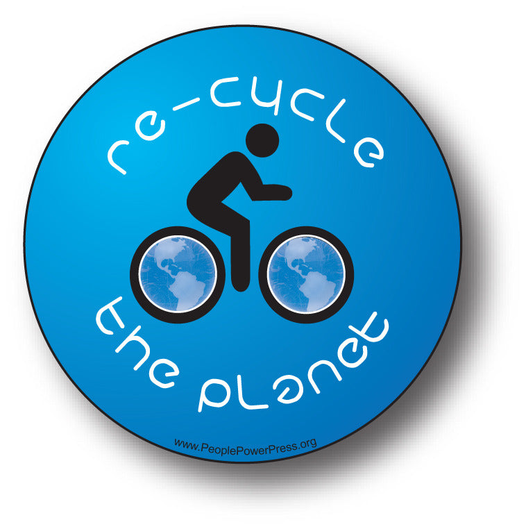 Bicycles - Recycle The Planet