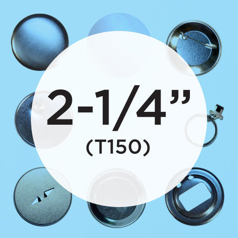 "Parts & Supplies for T150 2-1/4"" Button Makers"