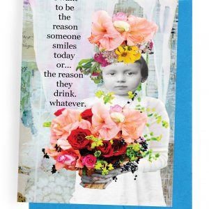 Greeting Cards - Erin Smith Art Mixed Media - Funny Photo Cards