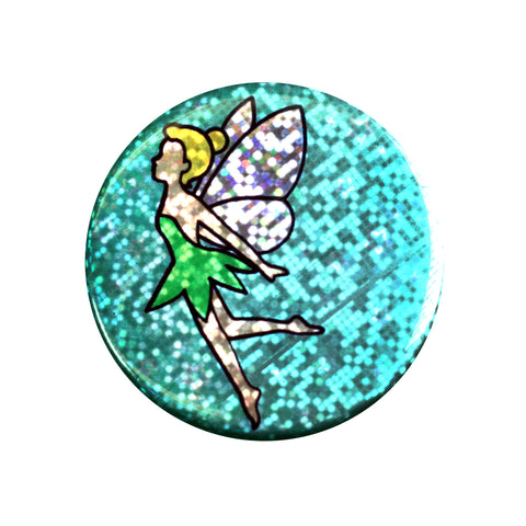 holographic tinkerbell fairy
