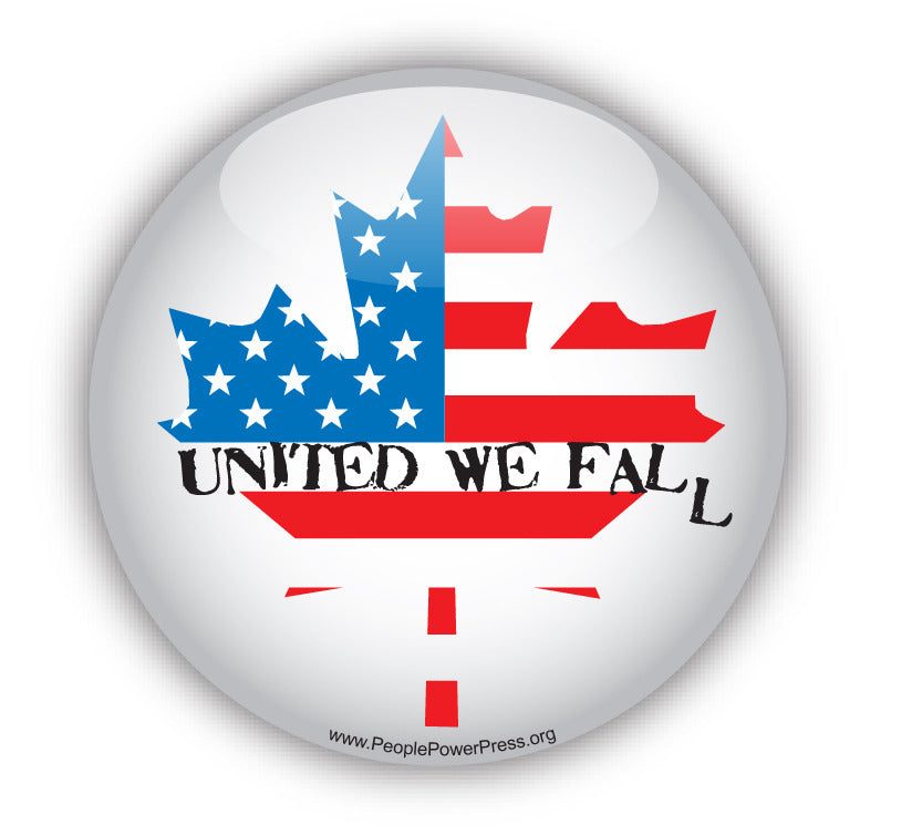 United We Fall - Anti-Corporate Design