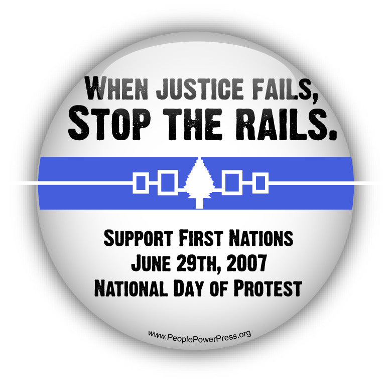 When Justice Fails... - First Nation Issues