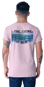 Load image into Gallery viewer, The Stoke is Real Tee