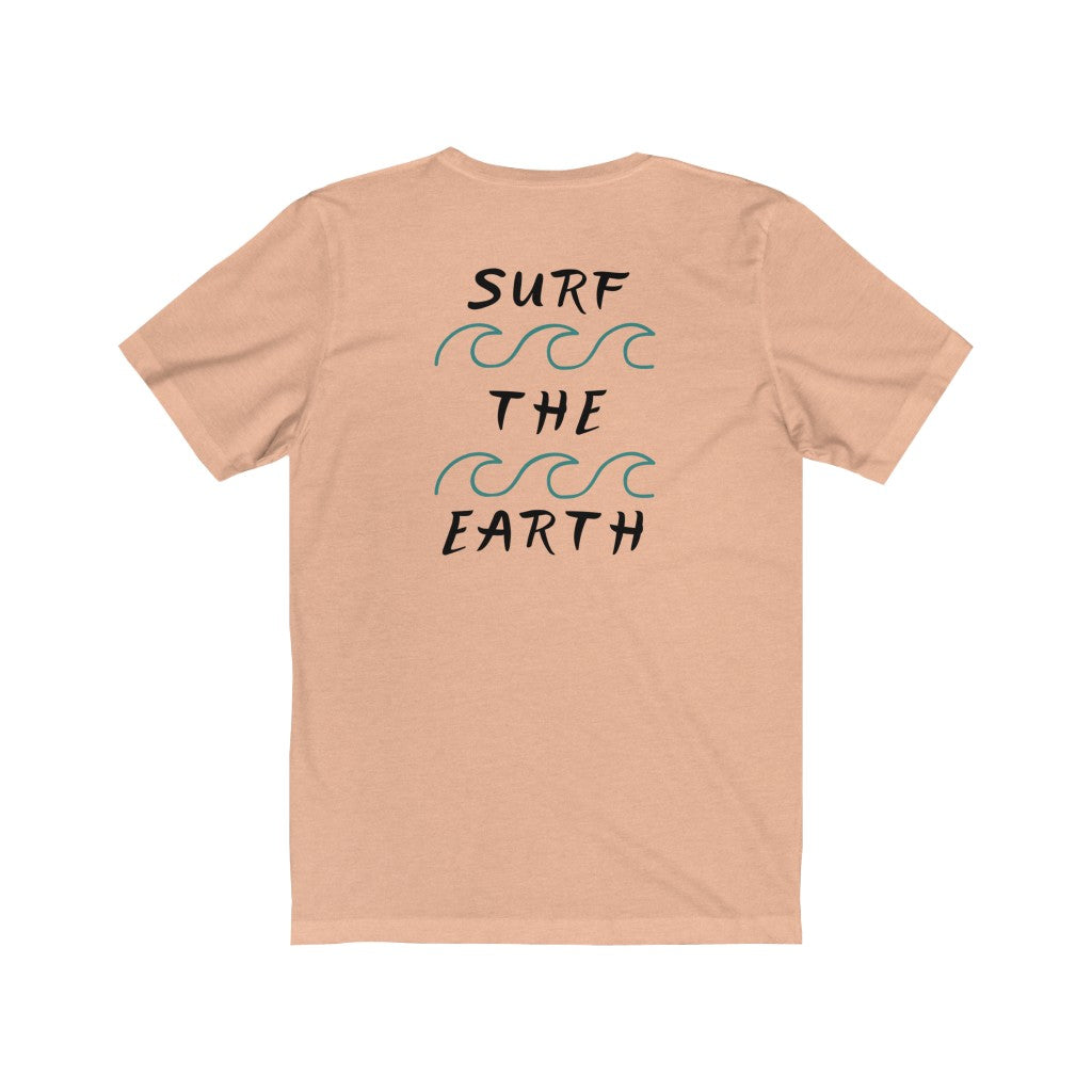 Surf The Earth Tee 2.0
