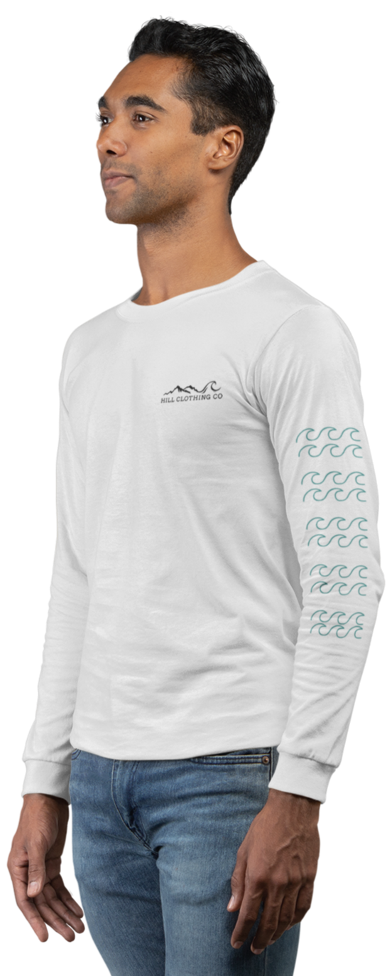 Surf The Earth Long Sleeve