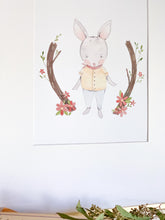 Load image into Gallery viewer, BUNNY WREATH