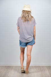 Beau Top - Grey