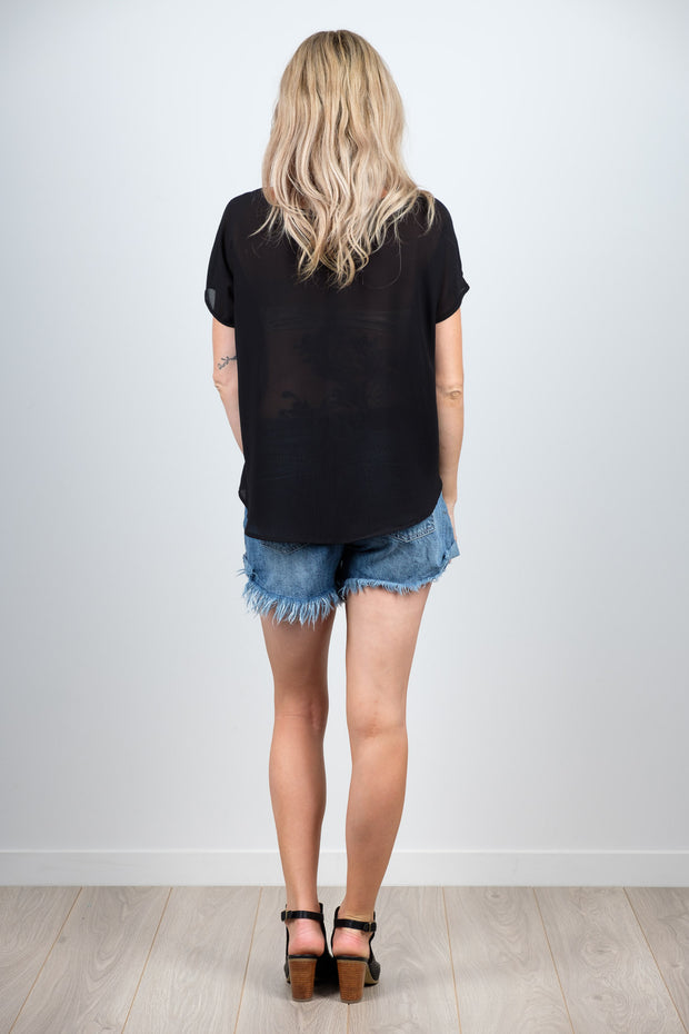 Beau Top - Black