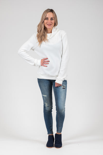 Max Jumper - White