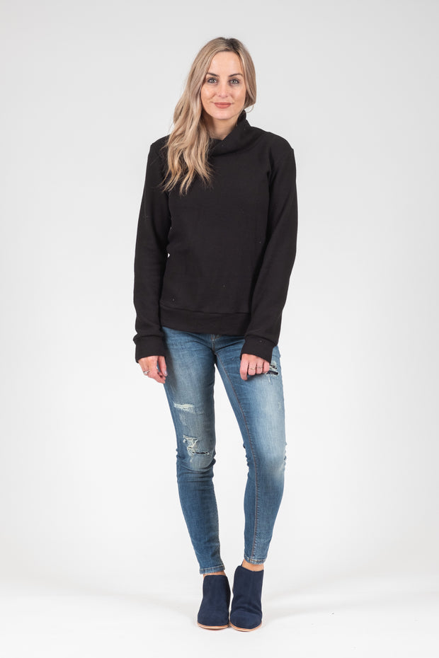 Max Jumper - Black