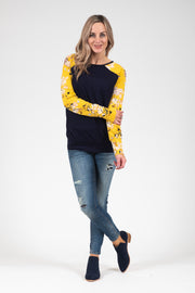 Audrey Jumper - Yellow