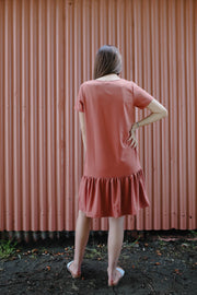 Maitai Dress - Terracotta
