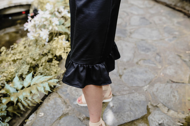 Barry Skirt - Black