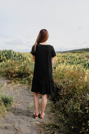 Matai Dress - Black