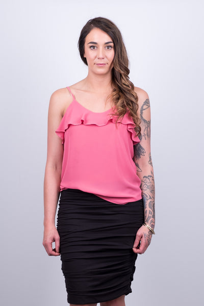 Beaut Cami Rose from White Chalk Ltd