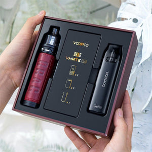 VOOPOO DRAG S AND VMATE POD GIFT SET LIMITED EDITION