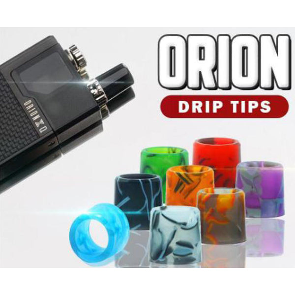 Orion Resin Drip Tips