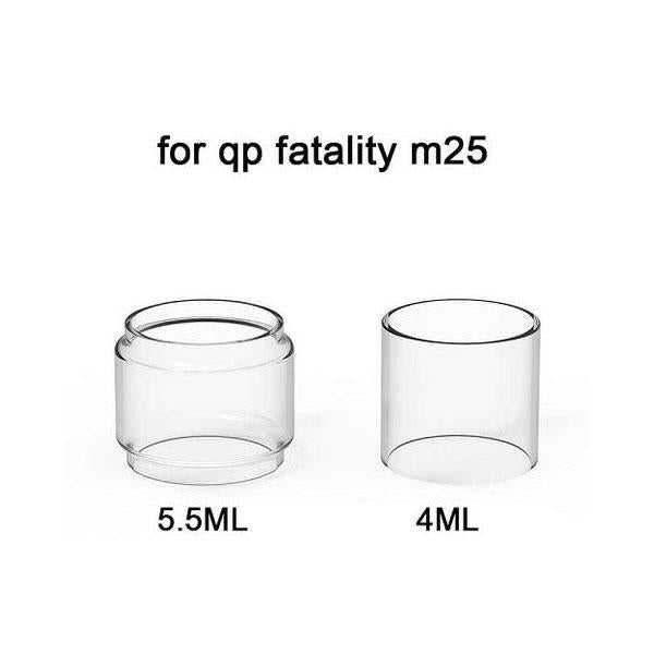 Fatality M25 - Replacement Glass
