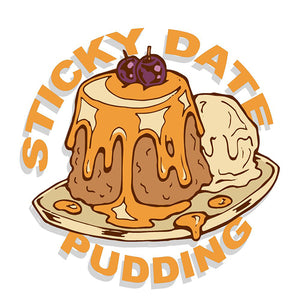 Sticky Date Pudding - Doubler