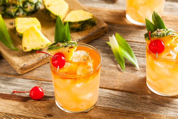 Best Mai Tai Recipe