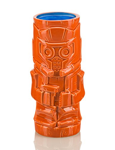 Guardians of the Galaxy Geeki Tikis 14 oz Ceramic Tiki Mug Star-Lord - TikiFreek