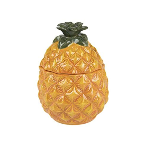 Trader Vic's Pineapple W/Lid - TikiFreek